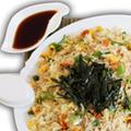Foto Japanse rijst vegetarisch