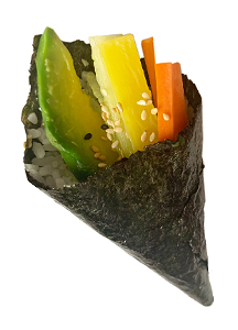 Foto Temaki Vegetarisch Mixed