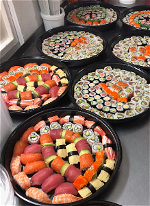 Foto Sushi Party