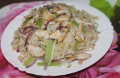 Foto Pho xao ga / Shaked noodles with Chicken